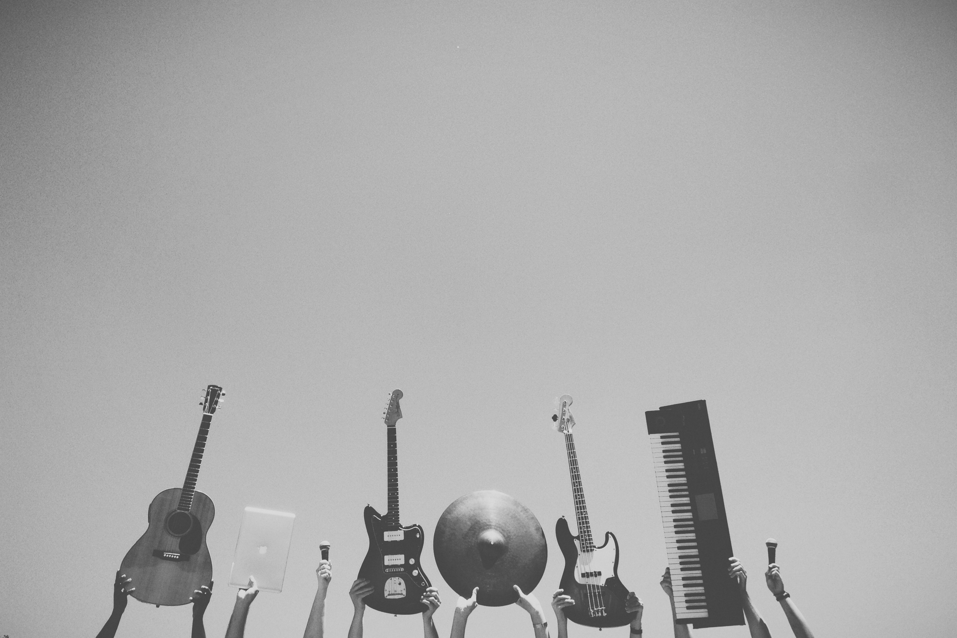 Opschudding in de Britse muziekindustrie